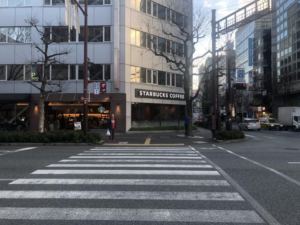 天神メンズ専門美容室 | ShoyaTsuda 経路案内2