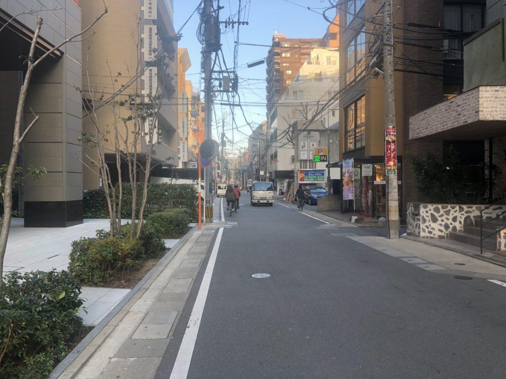 天神メンズ専門美容室 | ShoyaTsuda 経路案内6
