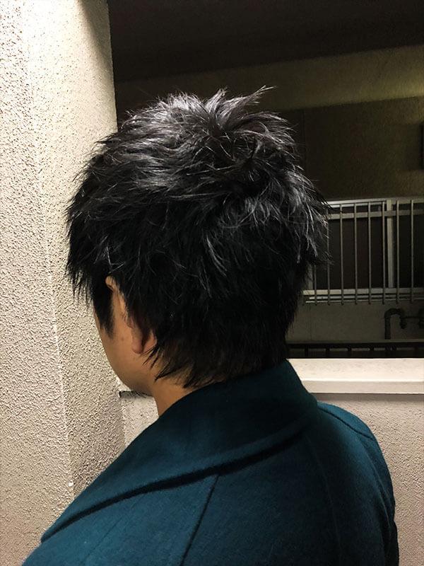 天神メンズ専門美容室ShoyaTsuda パンクショートその4